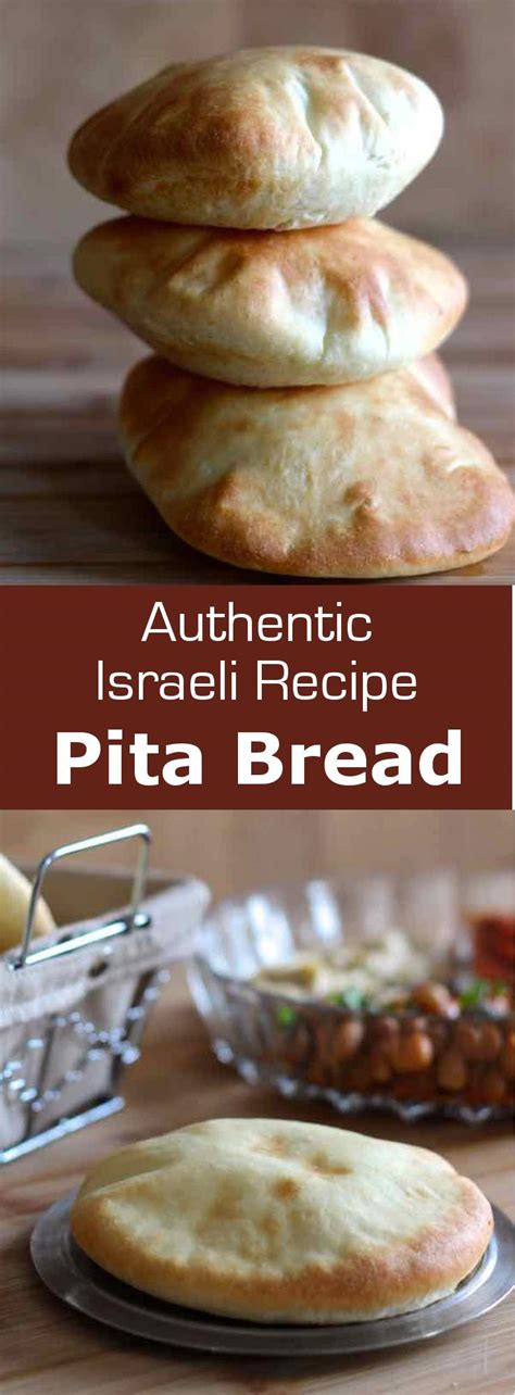 Pita Bread - Authentic Middle Eastern Recipe | 196 flavors