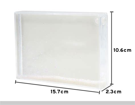 Newest Popular Sublimation Acrylic Photo Block With Square