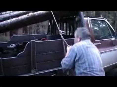 Trucker's Hitch - super simple - YouTube