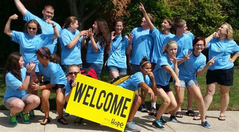 Student Mission Trips - Good Shepherd Church Naperville
