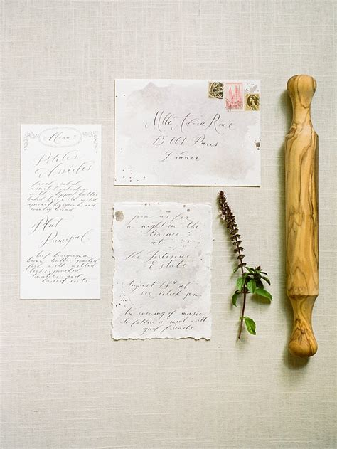 French Elopement Intimate Home Reception Dinner - Live