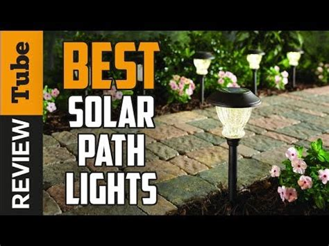 LITOM SOLAR PATHWAY LIGHTS UNBOXING AND DEMONSTRATION