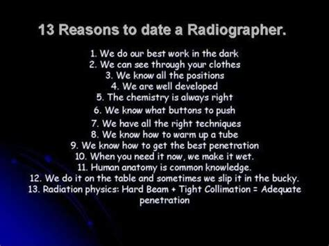 X Ray Tech Funny Quotes
