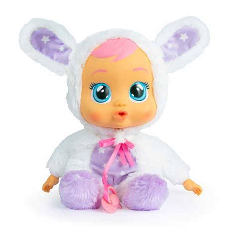 Cry Babies Goodnight Coney Doll – Toys-Games