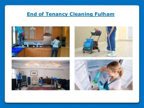 End of tenancy cleaning fulham