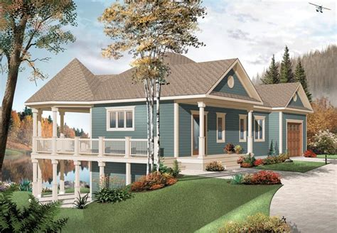 Country Plan: 2,072 Square Feet, 3 Bedrooms, 2 Bathrooms
