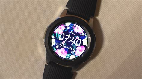 Best watch faces for Samsung Galaxy Watch and Galaxy Watch