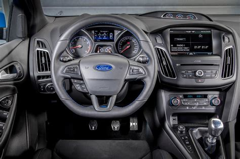 2016 Ford Focus RS review review | Autocar
