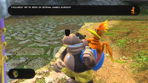 Banjo Kazooie: Nuts & Bolts Gameplay - YouTube