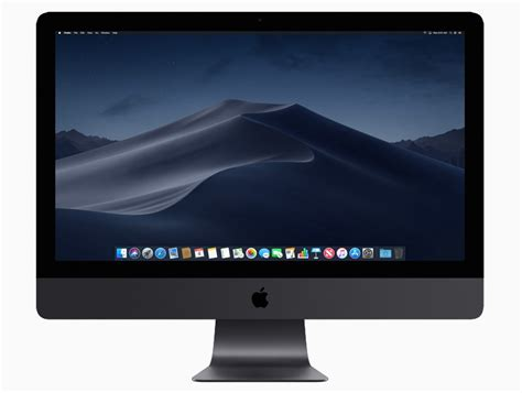 """Apple launches macOS """"Mojave"""" with dark mode, new apps"""