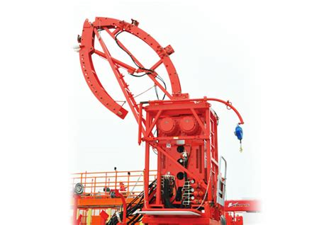 Coiled Tubing Injector _Jereh Oilfield Equipment