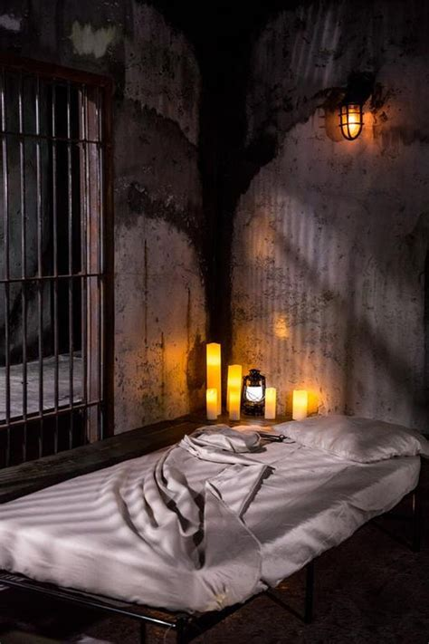 You Can Now Stay in an 'Alcatraz' Prison Cell But You'll