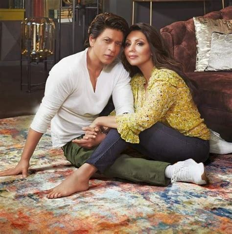 When Shah Rukh and Gauri Khan's first night as married
