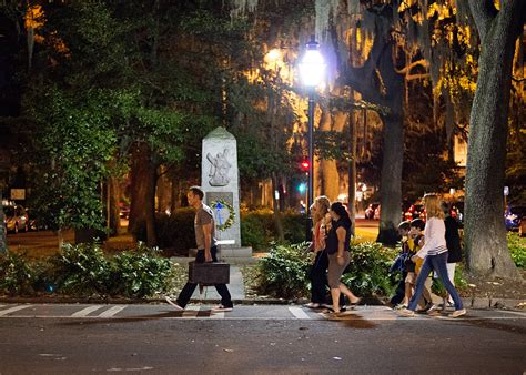 Savannah Ghost Tours and Show - [2020] FrightFind