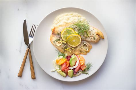 Complete Fish Dinner - An Under 60 Minute Meal {Paleo