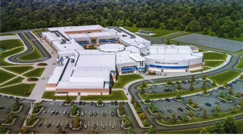 General Contractor for the New Indian Land High School
