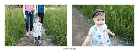 Jamie and Paul - Summer Chicago Family Photography Session