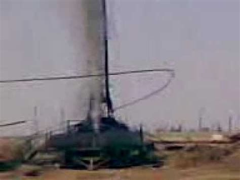 Oilfield Workover Rig Blows Out Tubing-Awesome Footage
