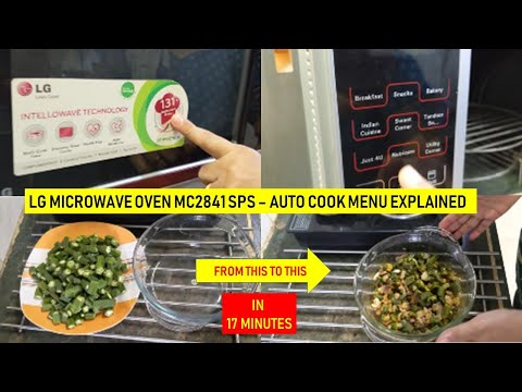LG Microwave Oven :: LG Microwave 28 LITRES, 101 AUTO COOK
