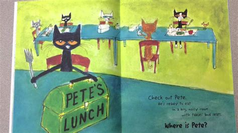 Pete the Cat Rocking in My School Shoes   Pete the cat