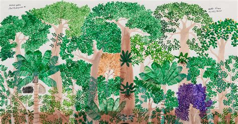 Abel Rodríguez Recreates the Rainforests He Used to Call