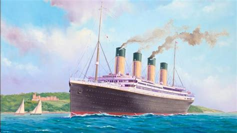 Titanic and her sisters - The real story   Western